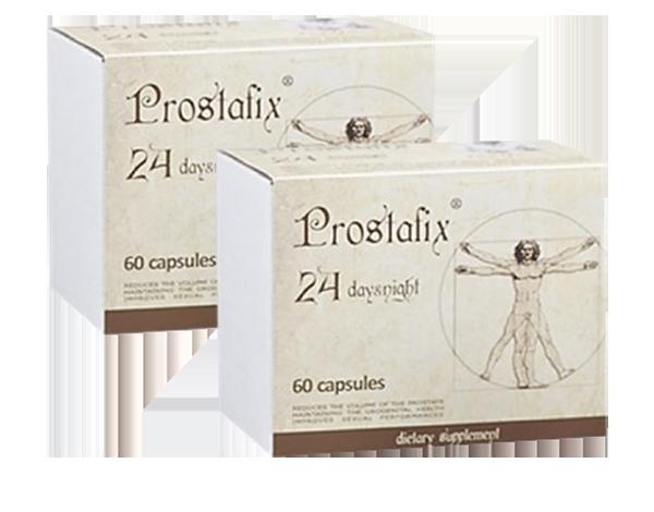 Prostafix prosztata kapszula csomagolás